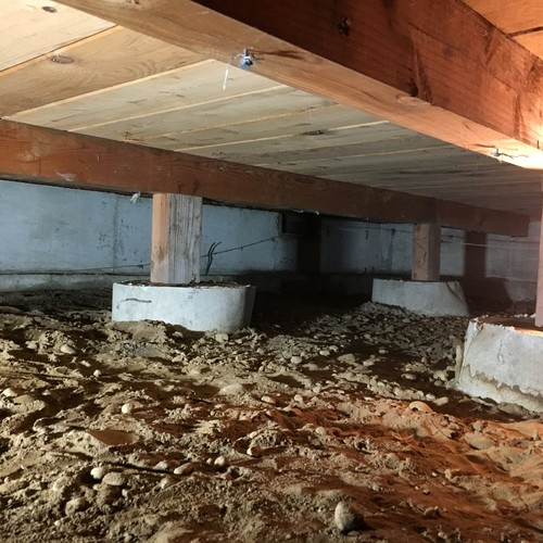 What's The Best Way To Insulate Crawl Space Walls