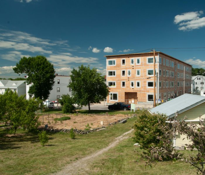 Island View Apartments Rentals Portland Me: Maine Gets Another Passive House Multifamily Project