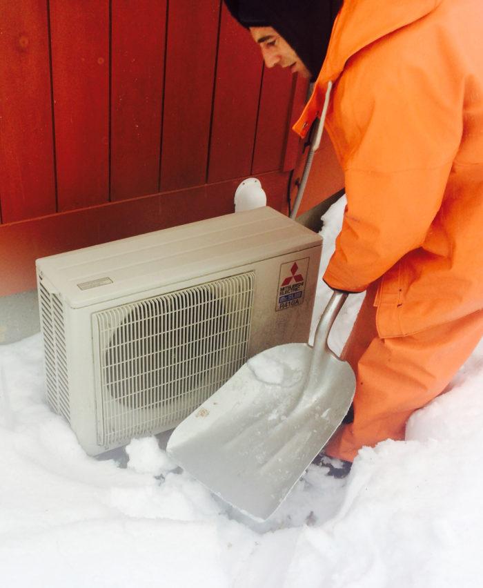 Minisplit Heat Pumps And Blizzards Greenbuildingadvisor