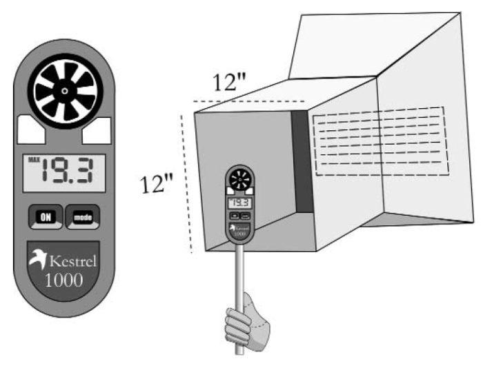 Simple Methods For Measuring Air Flow Greenbuildingadvisor