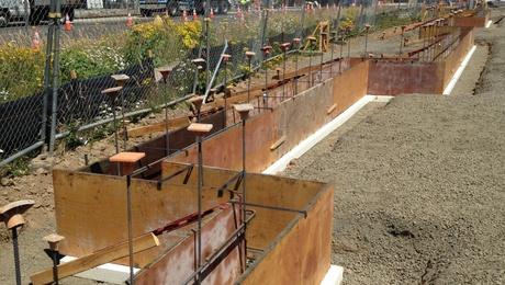 Placing A Concrete Foundation On Rigid Foam Insulation