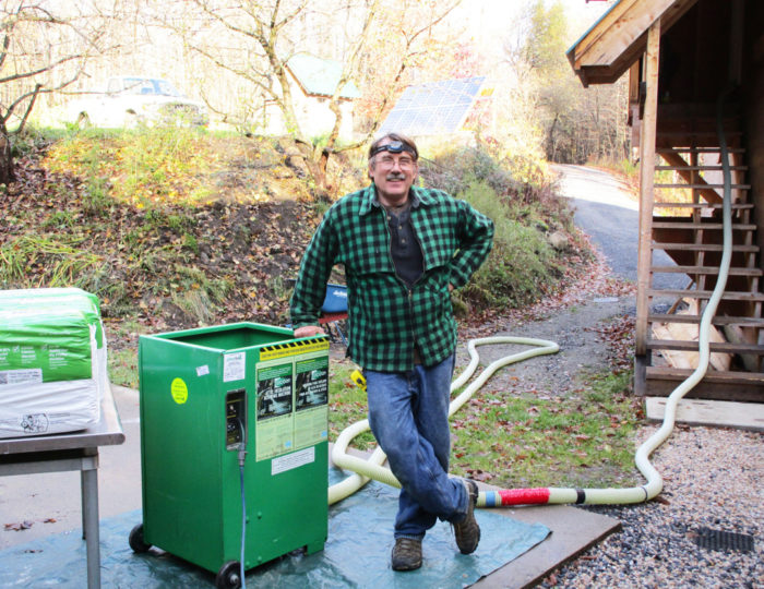Borrowing a Cellulose Blower From a Big Box Store - GreenBuildingAdvisor