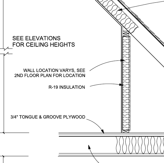 What Architects Need To Know About Attic Kneewalls