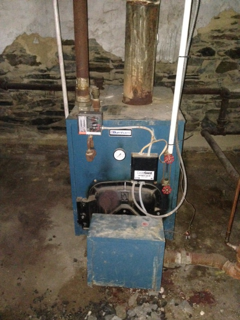 Updating An Antique Heating System Greenbuildingadvisor