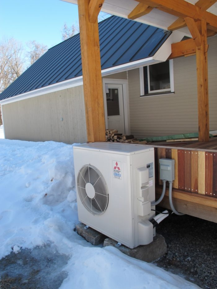 Report On Our Ductless Minisplit Heat Pump