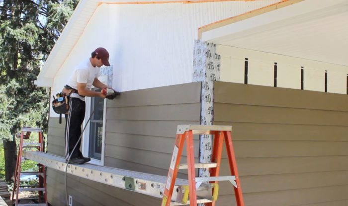 Two new exterior insulation products for walls - Exterior house insulation under siding ...