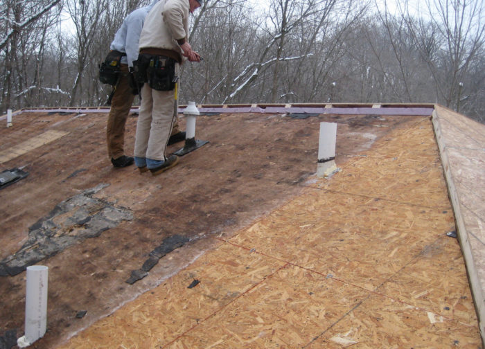 Open-Cell Spray Foam and Damp Roof Sheathing