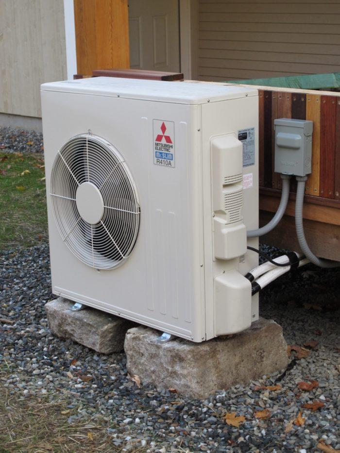 Heating with a Minisplit Heat Pump - GreenBuildingAdvisor