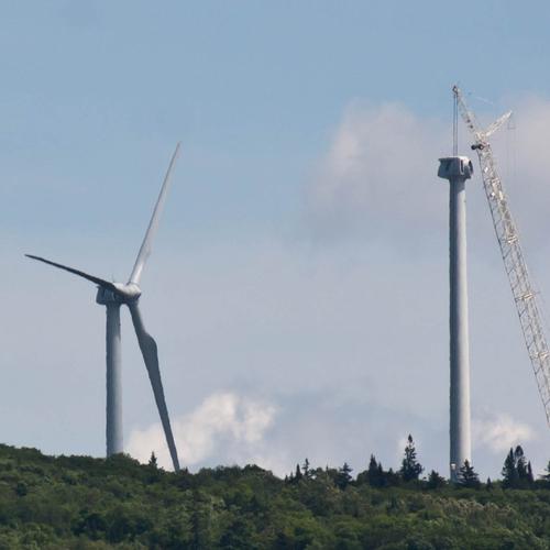 Utility Scale Wind Turbines Greenbuildingadvisor