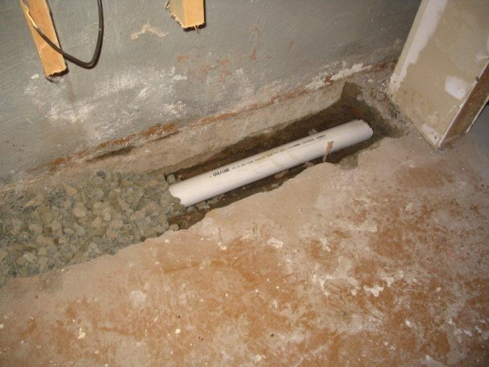 Fixing A Wet Basement Greenbuildingadvisor