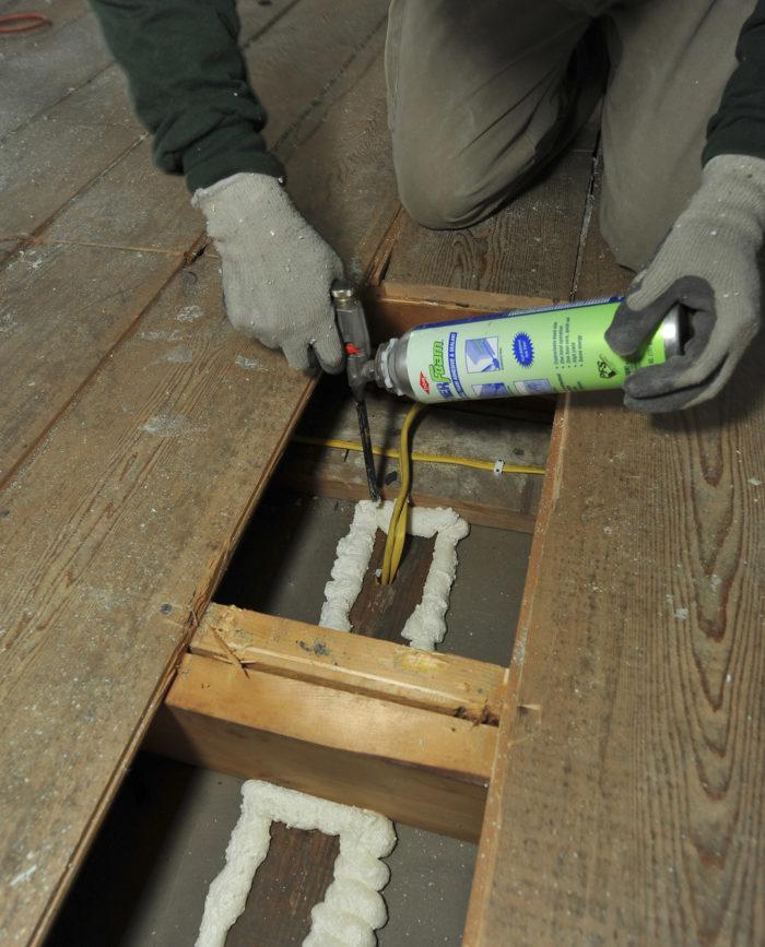 Air Sealing An Attic Greenbuildingadvisor