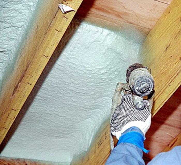 Spray Foam in Cold Climates - GreenBuildingAdvisor