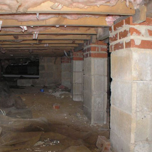 New Vented Crawl Spaces Should Be Illegal GreenBuildingAdvisor