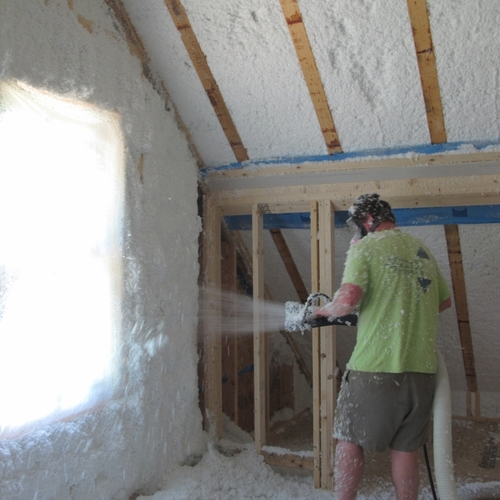 Getting Insulation Out Of Your Walls And Ceilings