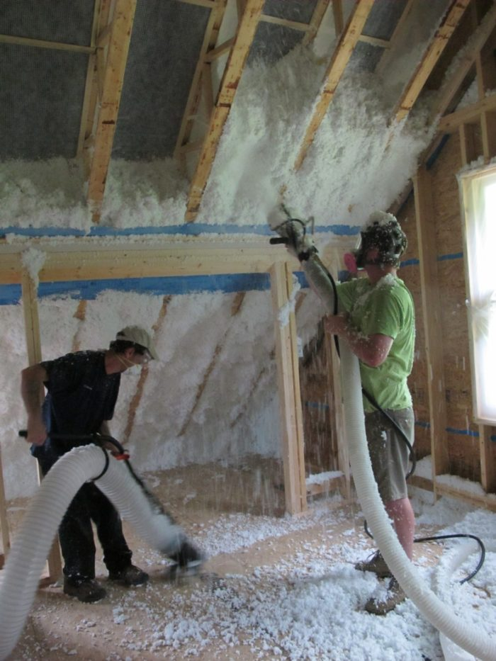 Getting To Know Spider Insulation Greenbuildingadvisor