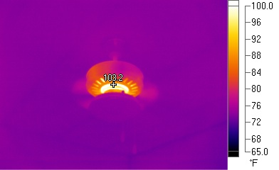 Ceiling fans are evil greenbuildingadvisor this standard ceiling fan heats up to about 100f when running adding heat to a house if no one is sitting or standing near the fan leaving it on is aloadofball Gallery