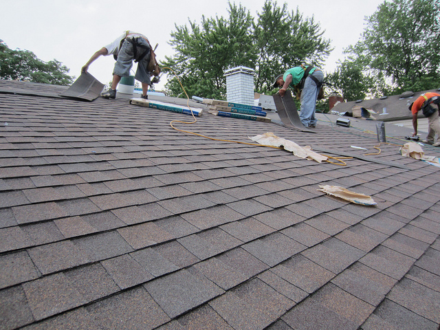 Insulated Rooflines And Shingle Temperatures
