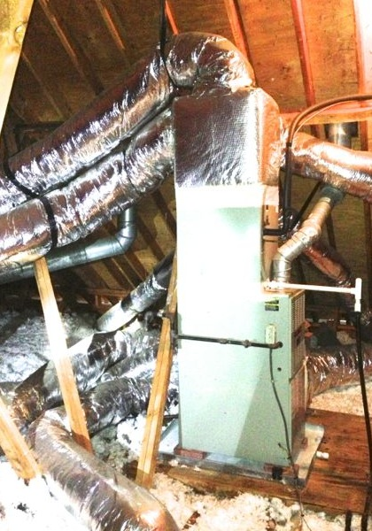 An Epidemic Of Duct Disease And Enclosure Problems