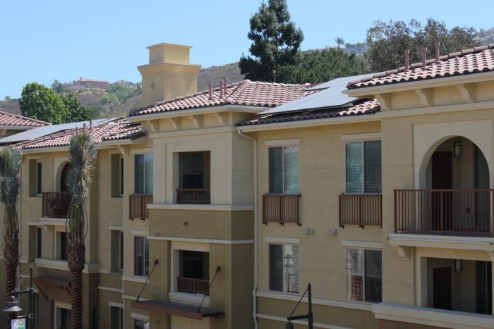 A net zero energy apartment complex opens in san diego - Apartment complexes san diego ...