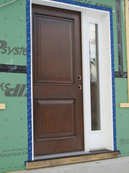 Seeking an Affordable Energy-Efficient Exterior Door ...