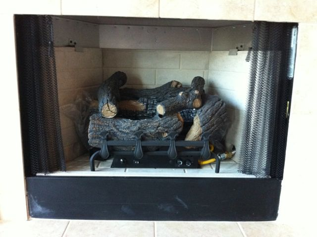 This Type Of Fireplace Uses Your Living Room As A Chimney. A Ventless Gas  Log Fireplace May Look Fine, But Combustion Products Should Always Be  Vented To ...