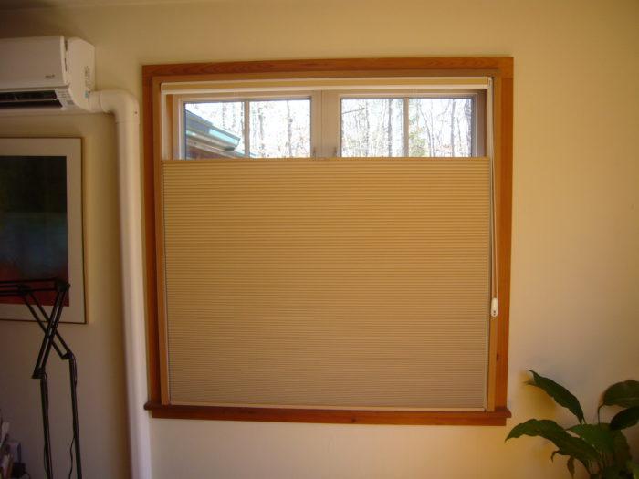 Insulating Window Shades Greenbuildingadvisor