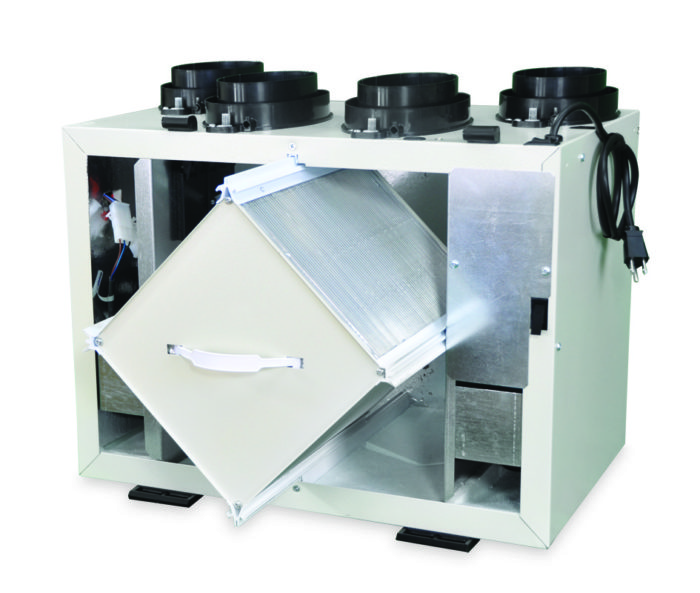 Is There an Alternative to a Heat-Recovery Ventilator