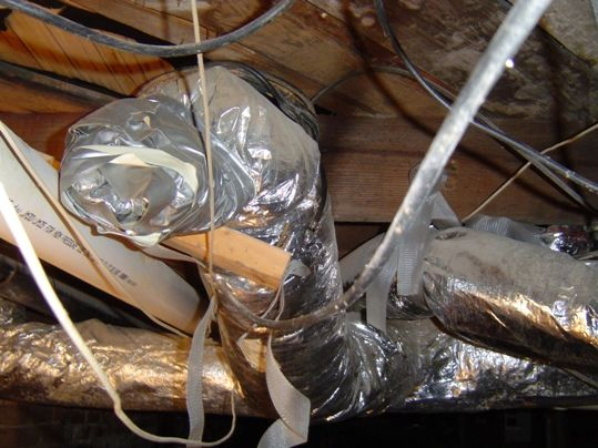 Should Flex Duct Be Banned? - GreenBuildingAdvisor