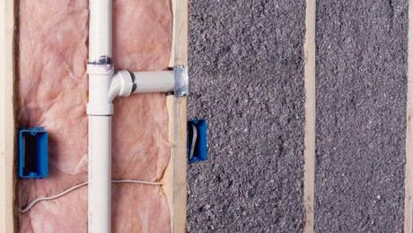 Insulating Stud Cavities In Existing Homes