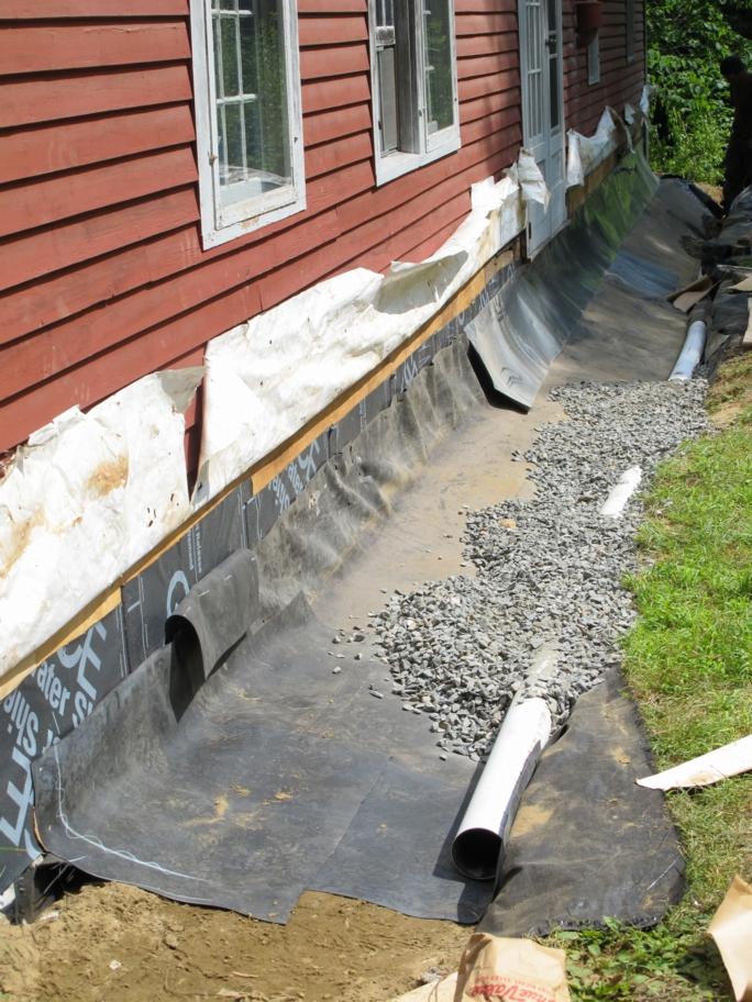 Fixing Those Drainage Problems, 30 Years Later - GreenBuildingAdvisor