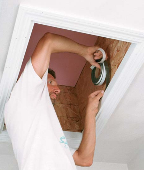 Image 1 of 3. Every attic access hatch ... & How to Insulate and Air Seal an Attic Hatch - GreenBuildingAdvisor