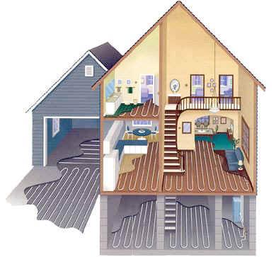 Living with radiant-floor heat