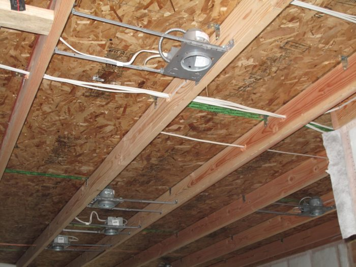 service cavities for wiring and plumbing greenbuildingadvisor rh greenbuildingadvisor com Home Theater Wiring In-Wall Wiring in Cement Block Walls