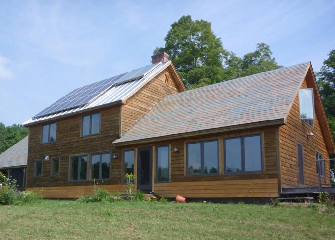 Resilient design passive solar heat greenbuildingadvisor for Building a passive solar home