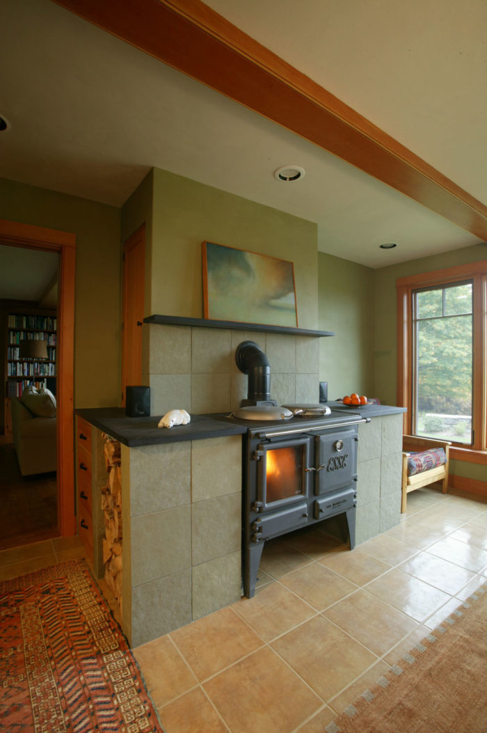 How To Provide Makeup Air For A Wood Stove Greenbuildingadvisor