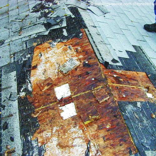 A SIP Roof Repair in Wisconsin - GreenBuildingAdvisor