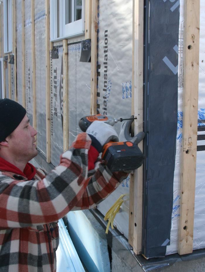 How To Install Rigid Foam Sheathing Greenbuildingadvisor