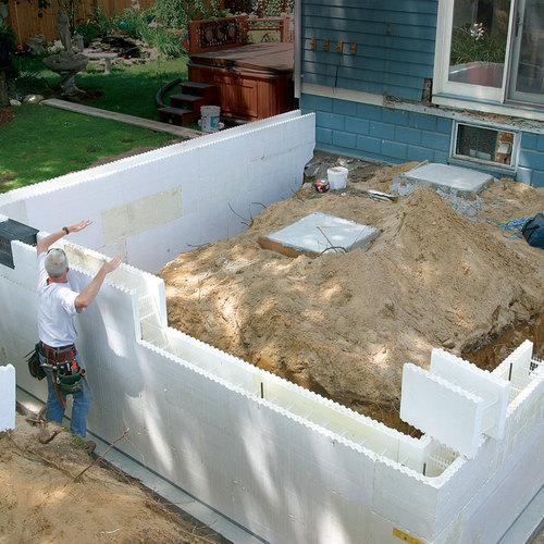How to insulate a basement wall greenbuildingadvisor solutioingenieria Image collections