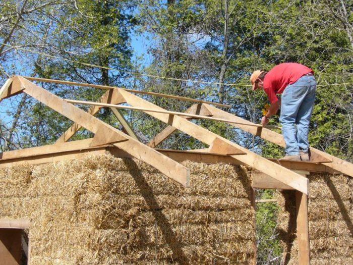 Excellent Straw Bale Walls Greenbuildingadvisor Wiring Database Mangnorabwedabyuccorg