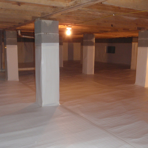 What's the Best Way to Insulate Crawl Space Walls ... on