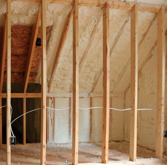 Can Conditioned Attics Be Too Big Greenbuildingadvisor