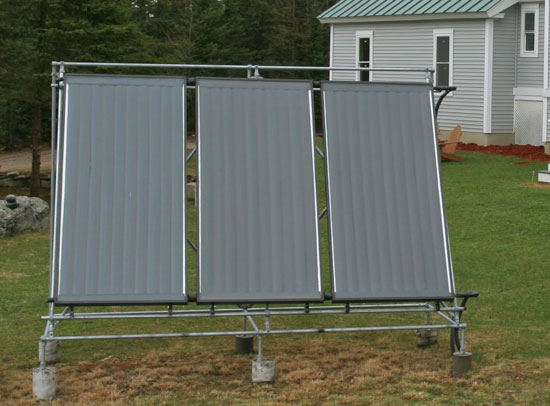 How to Live Comfortably Off the Grid - GreenBuildingAdvisor
