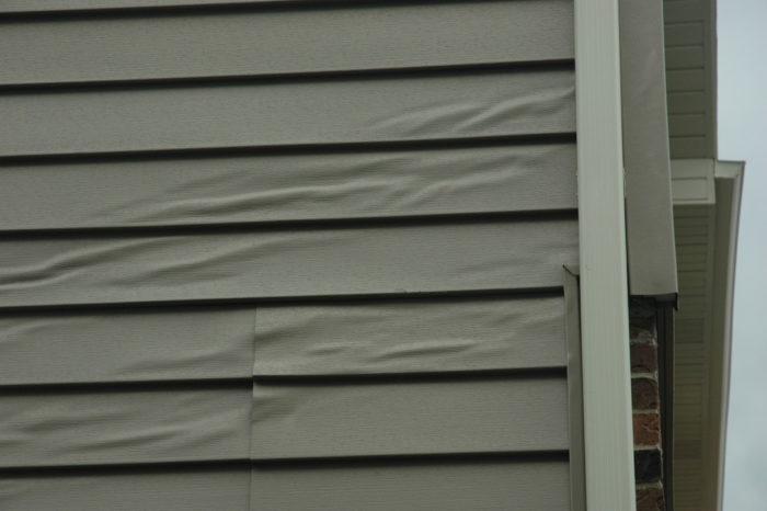 Window Reflections Can Melt Vinyl Siding - GreenBuildingAdvisor