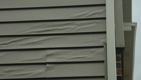 What Would Cause This Exterior Inspections Internachi