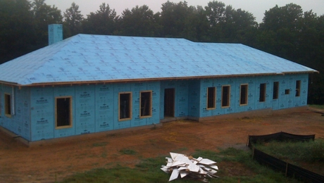 Building To Leed And Ngbs Green Certification In One House