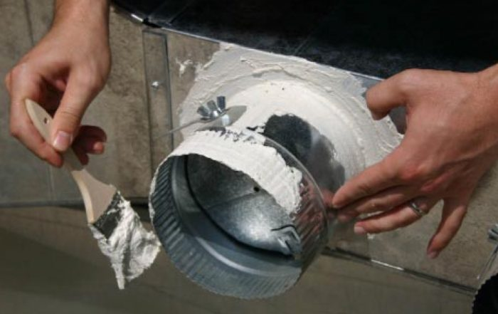 Sealing Ducts: What's Better, Tape or Mastic ... on mobile home pipe, mobile home duct design, mobile home duct sealing, mobile home floor, mobile home hvac, mobile home duct diagram, mobile home duct system, mobile home wall, mobile home duct work, mobile home flex duct, mobile home duct cleaning, mobile home outlets, mobile home air duct,