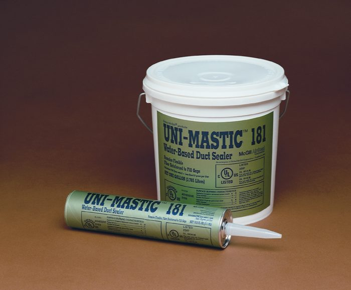 Sealing Ducts What S Better Tape Or Mastic