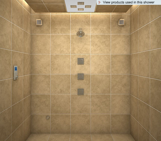Believe It Or Not, This Shower System By Kohler Has 8 Separate Heads, Each  Complying With The 2.5 Gpm Federal Rule (The Two Fixtures In The Top  Corners Are ...