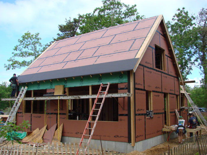 Airtight Wall And Roof Sheathing Greenbuildingadvisor