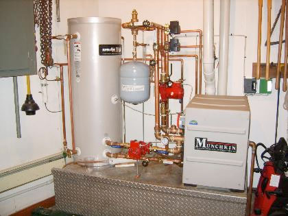 Using Your Heating System to Heat Water - GreenBuildingAdvisor